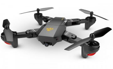 Спечелете 20 дрона Visuo drone High Performance от Мурa
