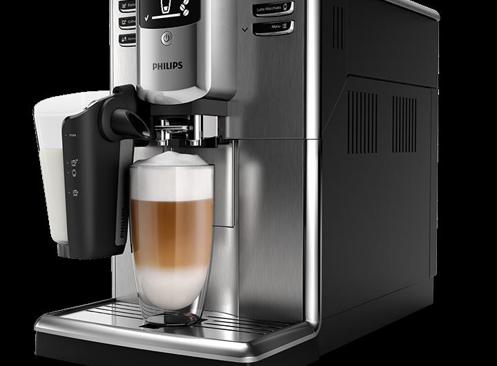 Спечелете кафе-машина на Phillips Series 5000
