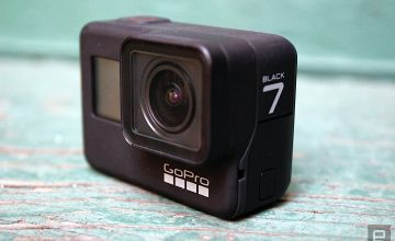 Спечелете екшън камера GoPro 7 Hero Black
