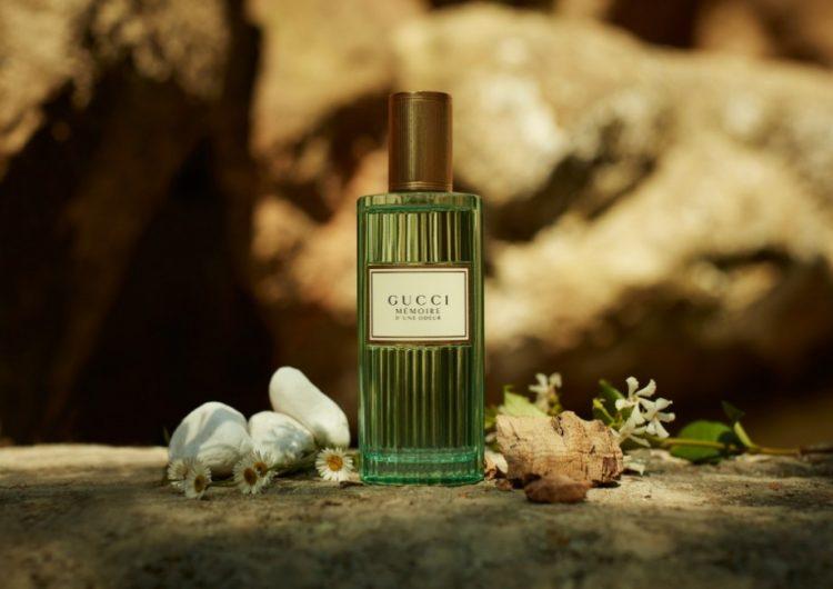 Спечелете новия аромат GUCCI Mémoire d'une Оdeur