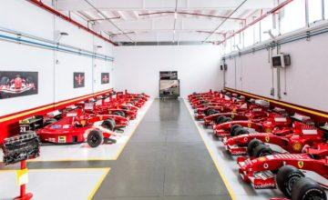 Спечелете 6 посещения до Маранело за Ferrari Pilota Day, с включени самолетни билети и настаняване