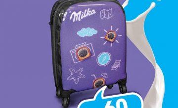 Спечелете 60 куфара от Milka и Oreo