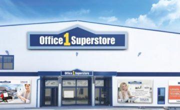 Спечелете 200 ваучера за пазаруване в Office 1 Superstore