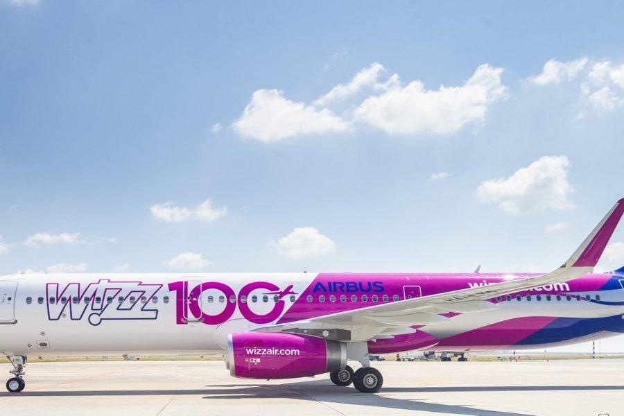 Спечелете три ваучера на стойност 100 лева всеки от Wizz Air
