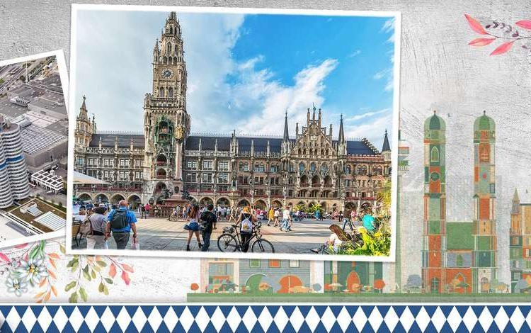 Спечелете екскурзия до Мюнхен
