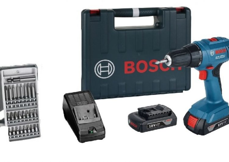 Спечелете три акумулаторни винтоверти Bosch GSR 1800 LIи 12 гащеризона
