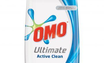 Спечелете 100 комплекта ОМО трио капсули за цветно пране