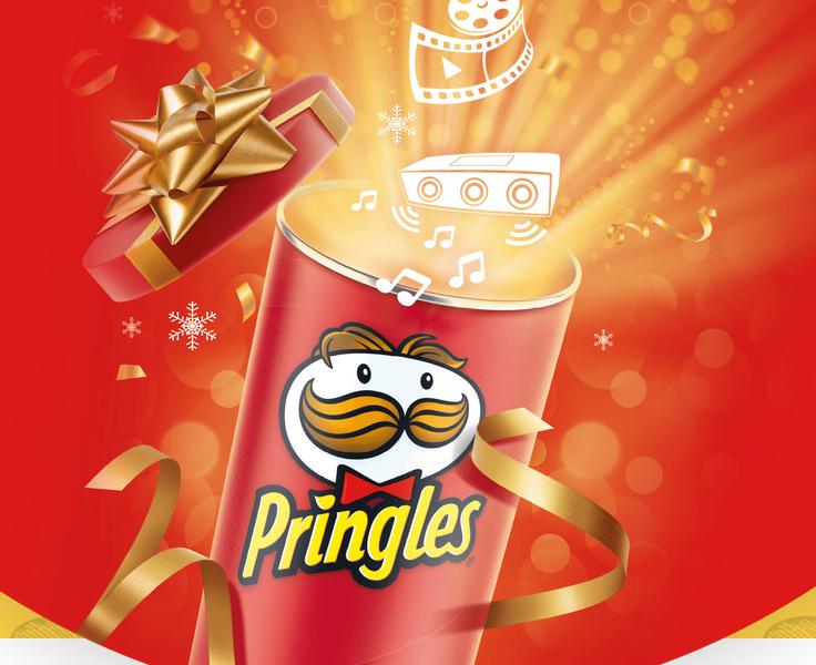 Спечелете 12 портативни колонки JBL Charge 4 и 1000 колонки SRS-XB01 Sony от Pringles