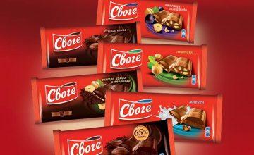 Спечелете 100 подаръчни комплекта с шоколади Своге