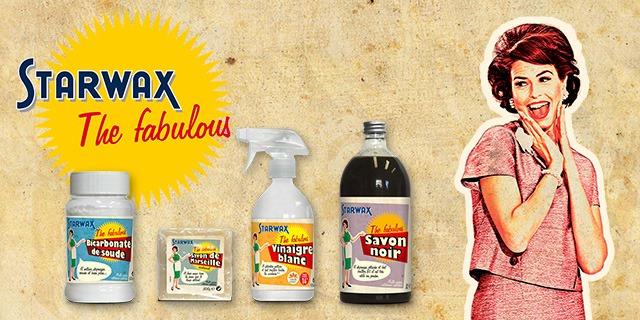 Спечелете продукти Starwax – ефективни продукти за безупречен дом