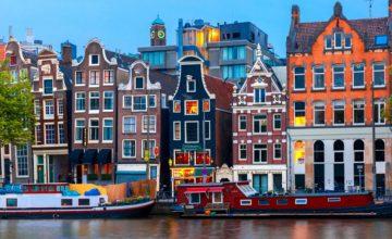Спечелете пътуване до Амстердам и 21 броя Philips One Blade QP2520