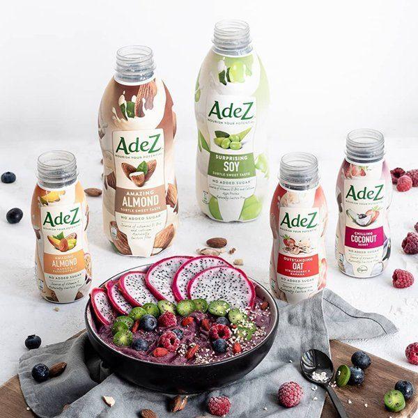 Спечелете 200 соеви напитки AdeZ