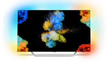 Спечелете Philips 4K OLED Android TV
