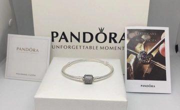 Спечелете сребърна гривна Pandora