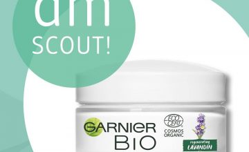 Спечелете 50 дневни крема против стареене Garnier Bio Lavender Anti Age