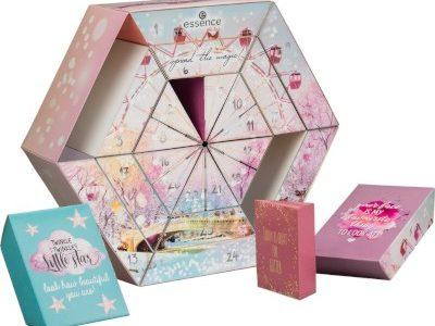 Спечелете  Коледен Advent Calendar на Essence с 24 мини продукта