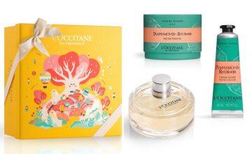 Спечелете празничен комплект с козметични продукти L'Occitane