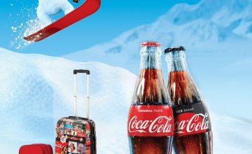 Спечелете 30 чудесни награди – куфари и раници от Coca Cola