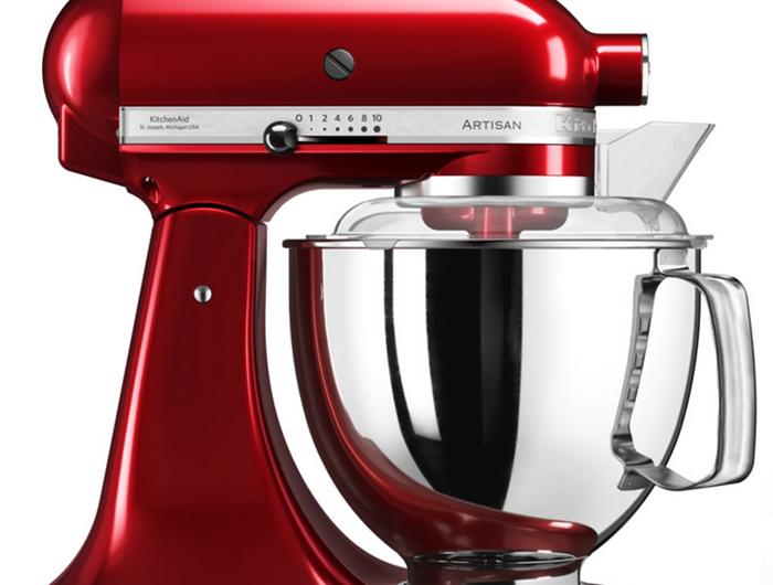 Спечели знаков кухненски робот KitchenAid всяка седмица