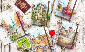 Спечелете 14 чудесни Lifebook планера от dm