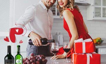 Спечелете 4 бутилки високачествено вино от PCSHOP