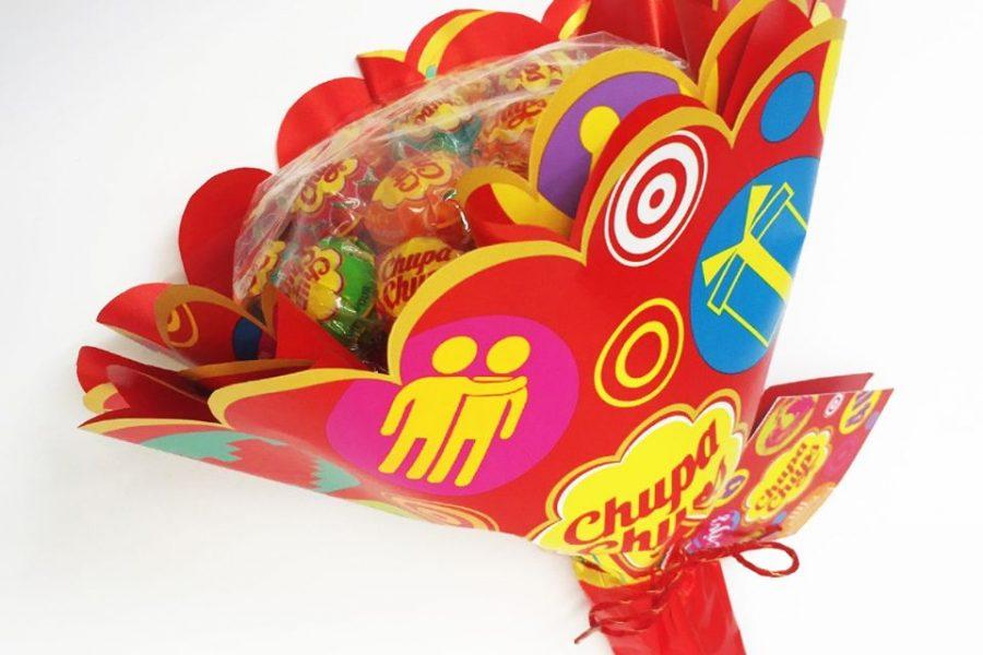 Спечелете сладка награда от близалки Chupa Chups