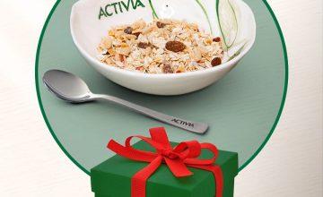 Спечелете 300 кутии с подаръци от Активиа