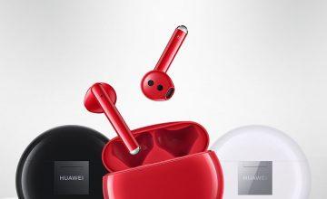 Спечелете безжични слушалки HUAWEI FreeBuds 3
