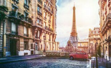 Спечелете пътуване за двама до Париж и още 2 000 награди от Paradise Center