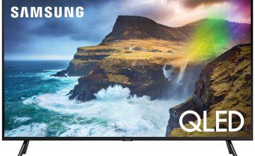 Спечелете 65  инчов телевизор Samsung QLED