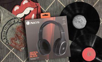 Спечелете три чифта слушалки NGS Artica Pride