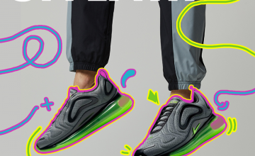 Спечелете чудесни маратонки Nike Air Max 720