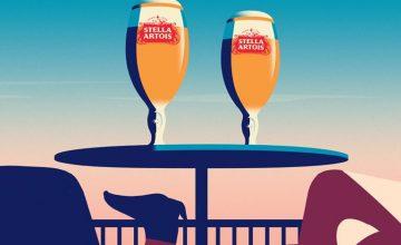 Спечелете три награди с по 30 кена Stella Artois 0,5 cl