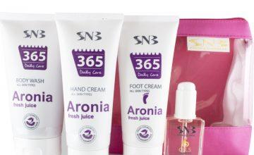 Спечелете комплект съссвеж сок за тялото и още награди от SNB Professional