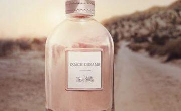 Спечелете чудесният парфюм Coach Dreams