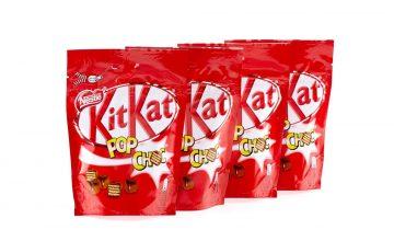 Спечелете 2000 сладки награди – Kit Kat Pop Choc