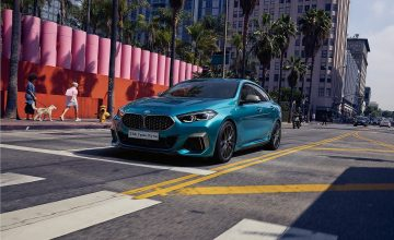 Спечелете чисто нов лек автомобил BMW 218i Гран Купе Model M Sport