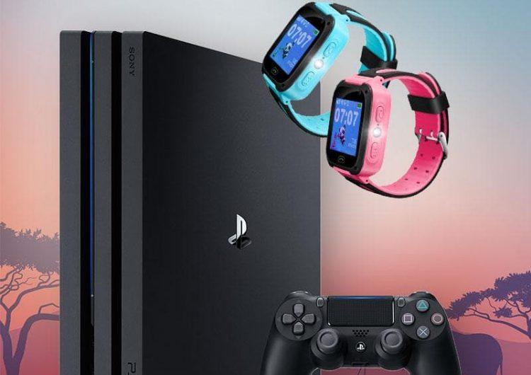 Спечелете 5 PlayStation 4 Pro и 100 смарт часовника