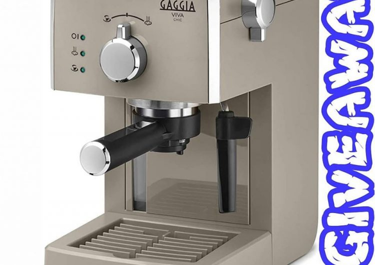 Спечелете кафемашина GAGGIA Viva Chic