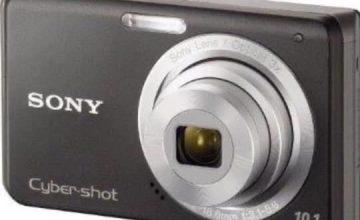Спечелете дигитален фотоапарат Sony Cyber-shot