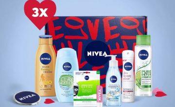Спечелете три ексклузивни кутии с продукти от Nivea