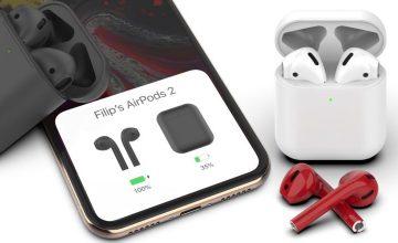 Спечелете 20 Apple AirPods 2 и 61 броя безжични колонки