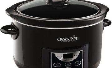 Спечелете уред за бавно готвене Slow cooker Crock-Pot и 10 торбички с продукти Kikkoman