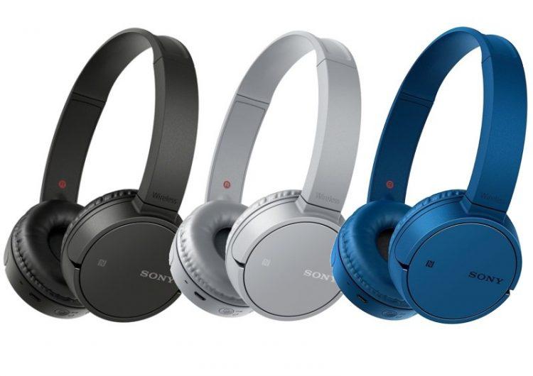 Спечелете два комплектаслушалки Sony WH-CH500