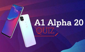 Спечелете смартфони A1 Alpha+ и A1 Alpha