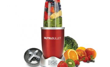 Спечелете 20 броя хранителен екстрактор модел NUTRIBULLET