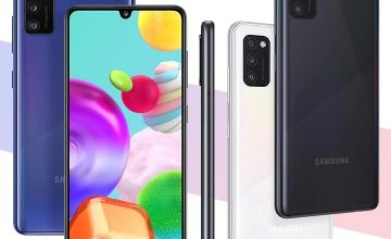 Спечелете смартфон Samsung GALAXY A41 DS BLACK