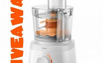 Спечелете кухненски робот PHILIPS HR7320/00