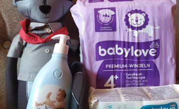 Спечелете чудесен комплект с продукти за Вашето бебе