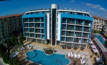 Спечелете 3-дневен пакет за 2-ма възрастни на база All inclusive в хотел Пауталия к.к Слънчев бряг